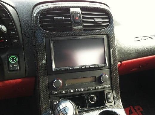2006 Chevrolet Corvette Car Audio Richmond