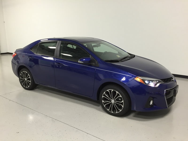 remote start integrated with 2016 corolla factory smart key