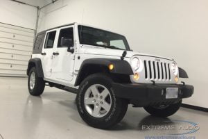 2016 Jeep Wrangler Sport Unlimited