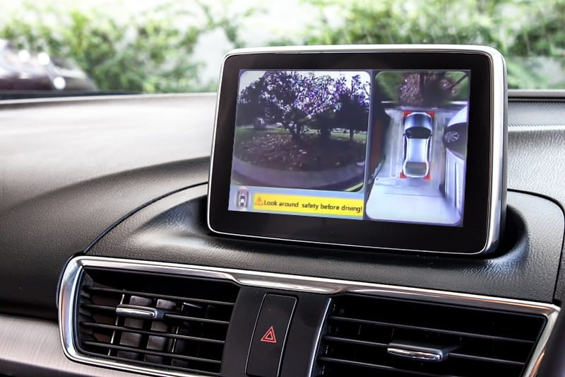 Blind Spot And 360 Degree Camera Systems Richmond Virginia