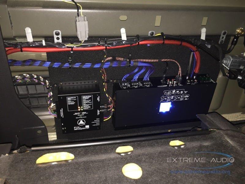 2011 ford f150 radio install