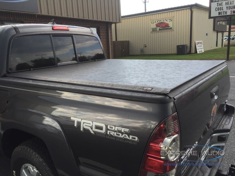 Toyota Tacoma Accessories Add Style Function For Mechanicsville Client