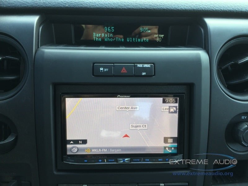 Mechanicsville Client Adds Pioneer Carplay Solution To Ford F 150