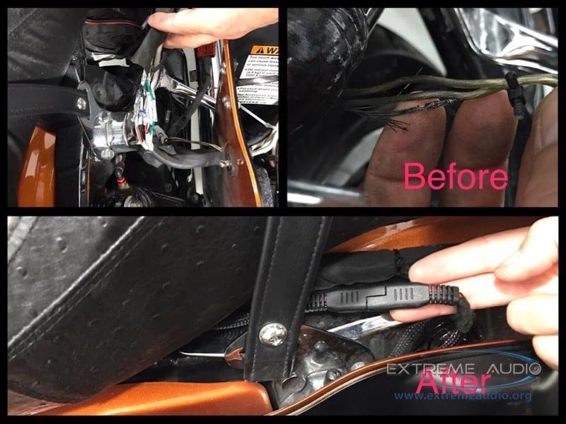 How To Fix A Harley Davidson Radio