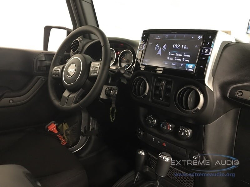 2017 Jeep Wrangler Unlimited Accessory And Audio Upgrades Extreme