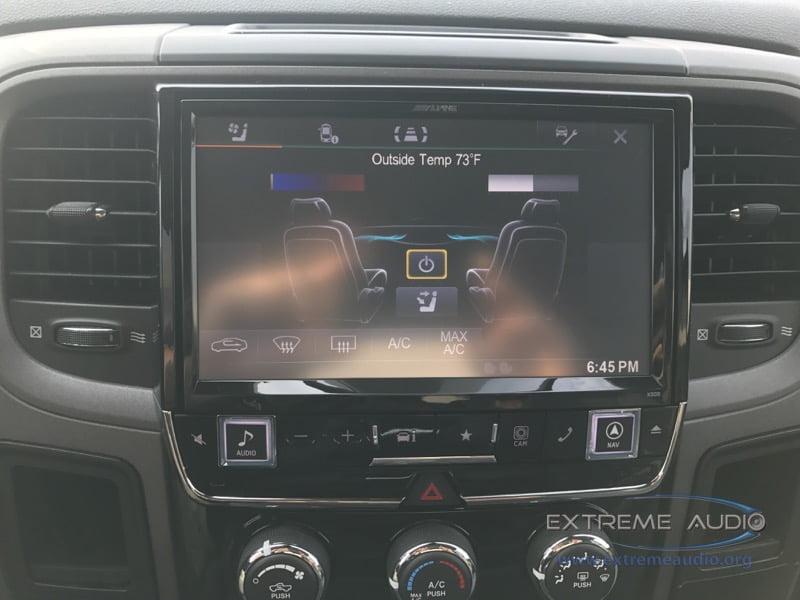 2012 dodge ram alpine stereo system wiring diagram