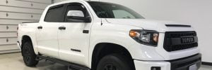 Toyota Tundra Truck Accessories for North Chesterfield Client