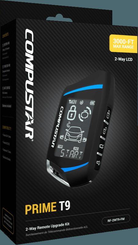 Product Spotlight Compustar Prime T9