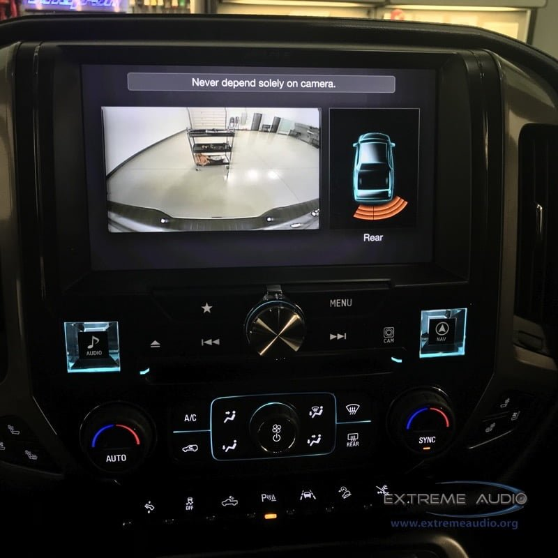 Reference-level GMC Sierra Denali Stereo Upgrade by Extreme Audio