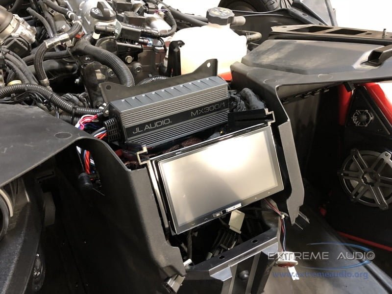 Chester Client Gets Polaris Slingshot Audio System from