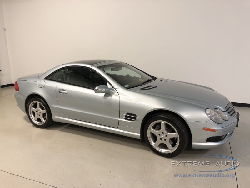 Chesterfield client gets mercedes benz sl500 apple carplay for Mercedes benz apple carplay