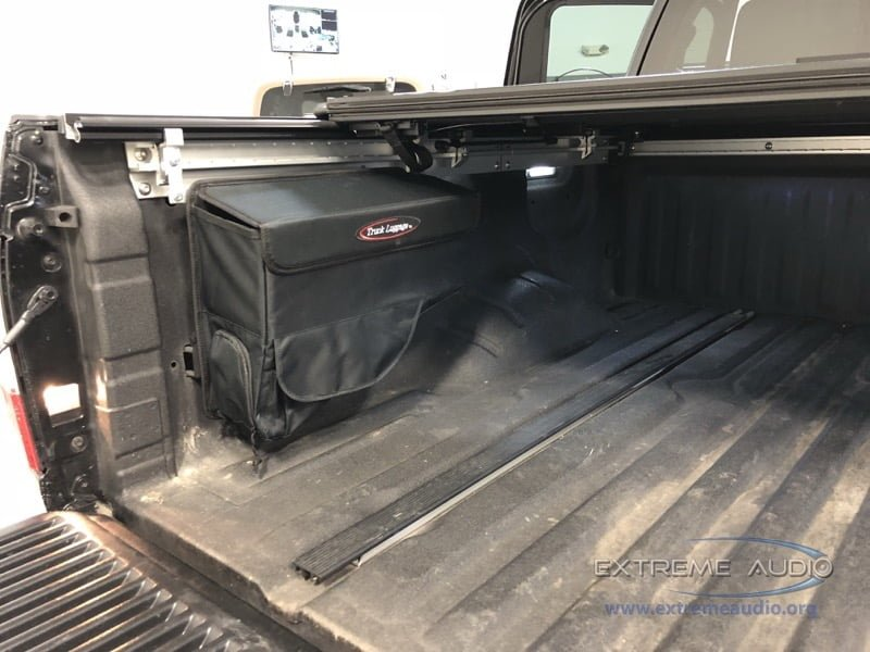 Nissan Titan Bed Cover