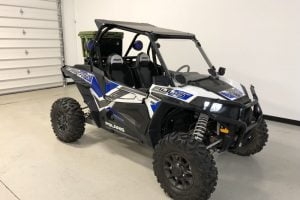 Polaris RZR Audio