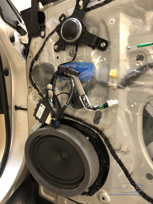 Audiofrog Speaker Upgrade Lexus Rx350 Audio