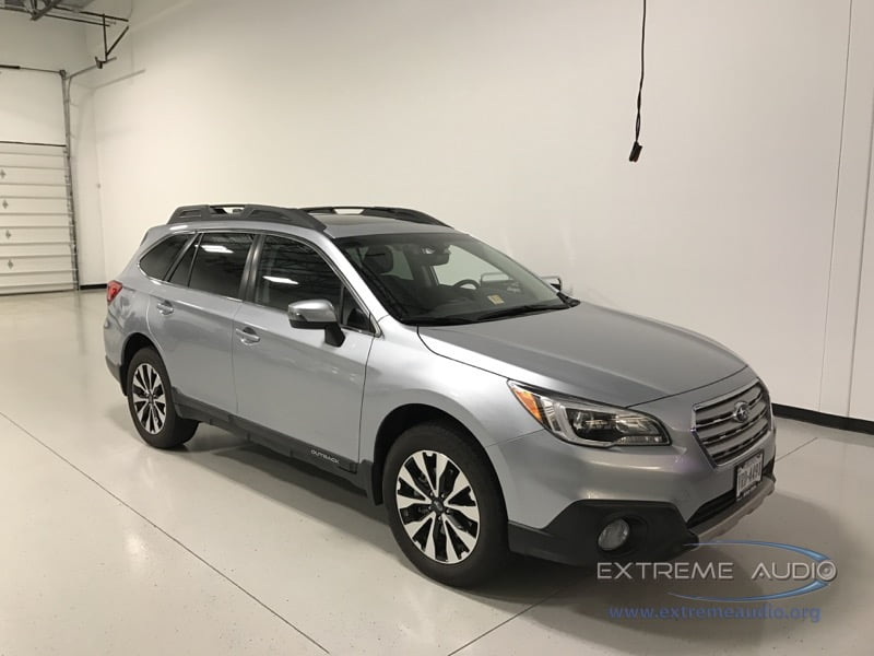 2017 Subaru Outback Remote Start For Chesterfield Client