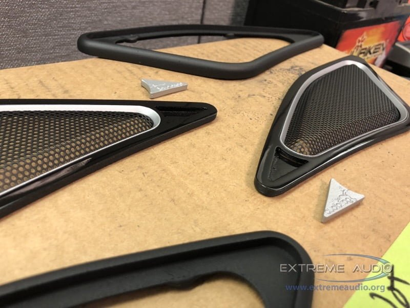 Charlottesville VW Client Gets Extreme GTI Audio System Upgrade